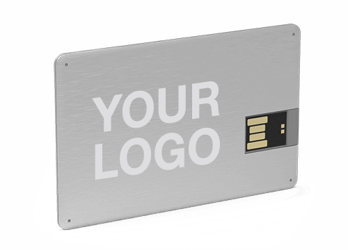 Alloy - USB Credit Cards