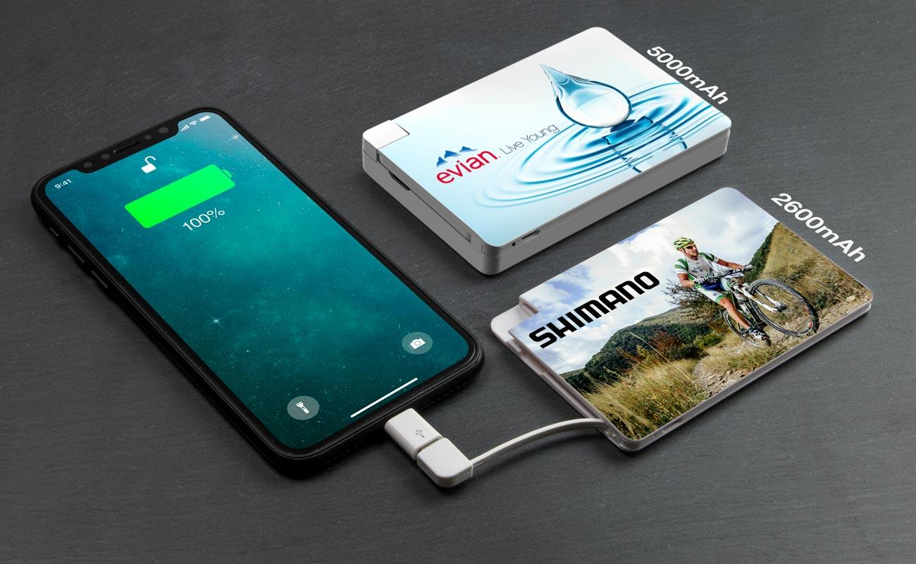 Card - Credit Card Power Bank