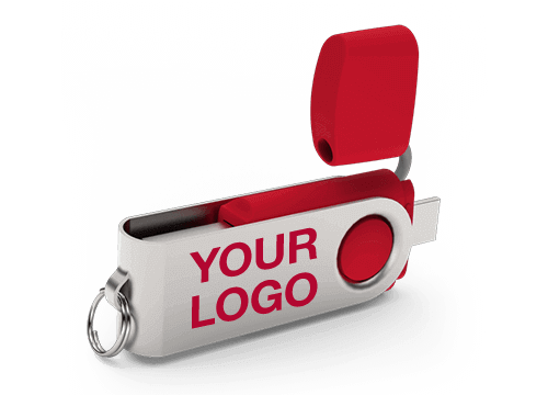 Twister Go - Custom USB Drives