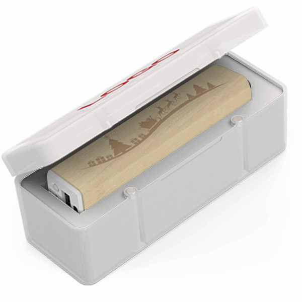 Maple Christmas - Card Power Bank