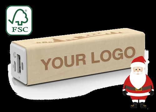Maple Christmas - Promotional Power Banks