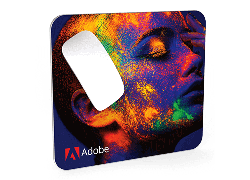 Stage - Branded Mouse Mats Inductive Charger
