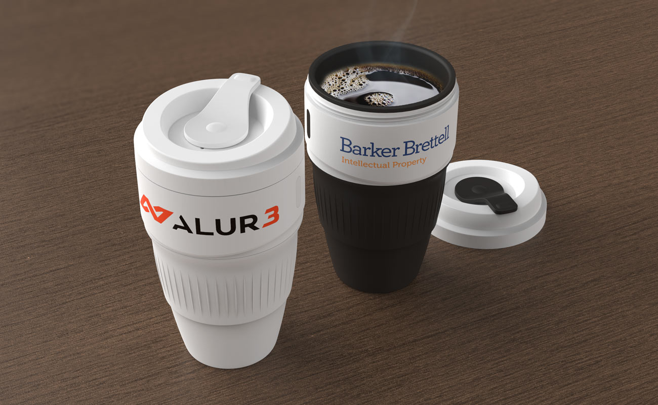 Barista - Promotional Travel Cups