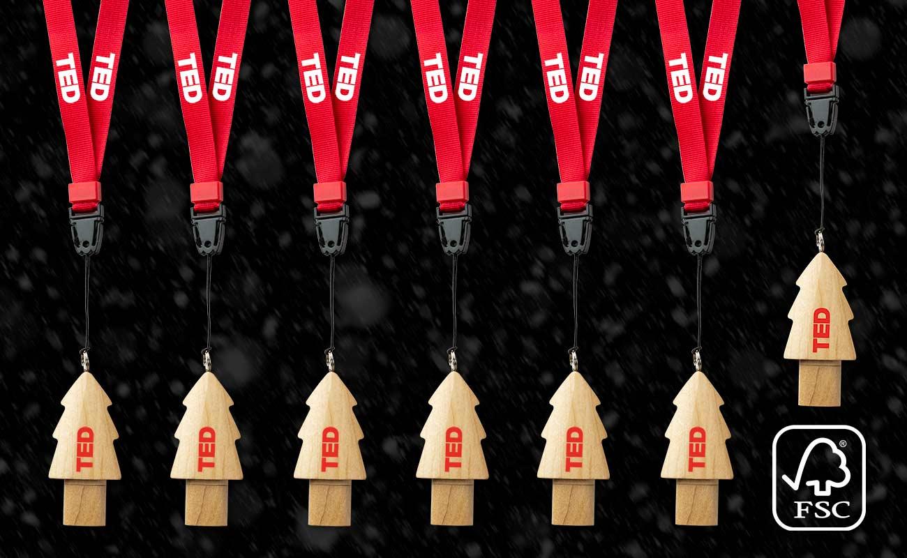 Christmas - USB Promotional