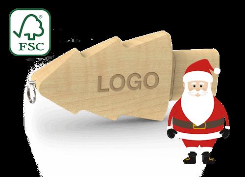 Christmas - Promotional USB
