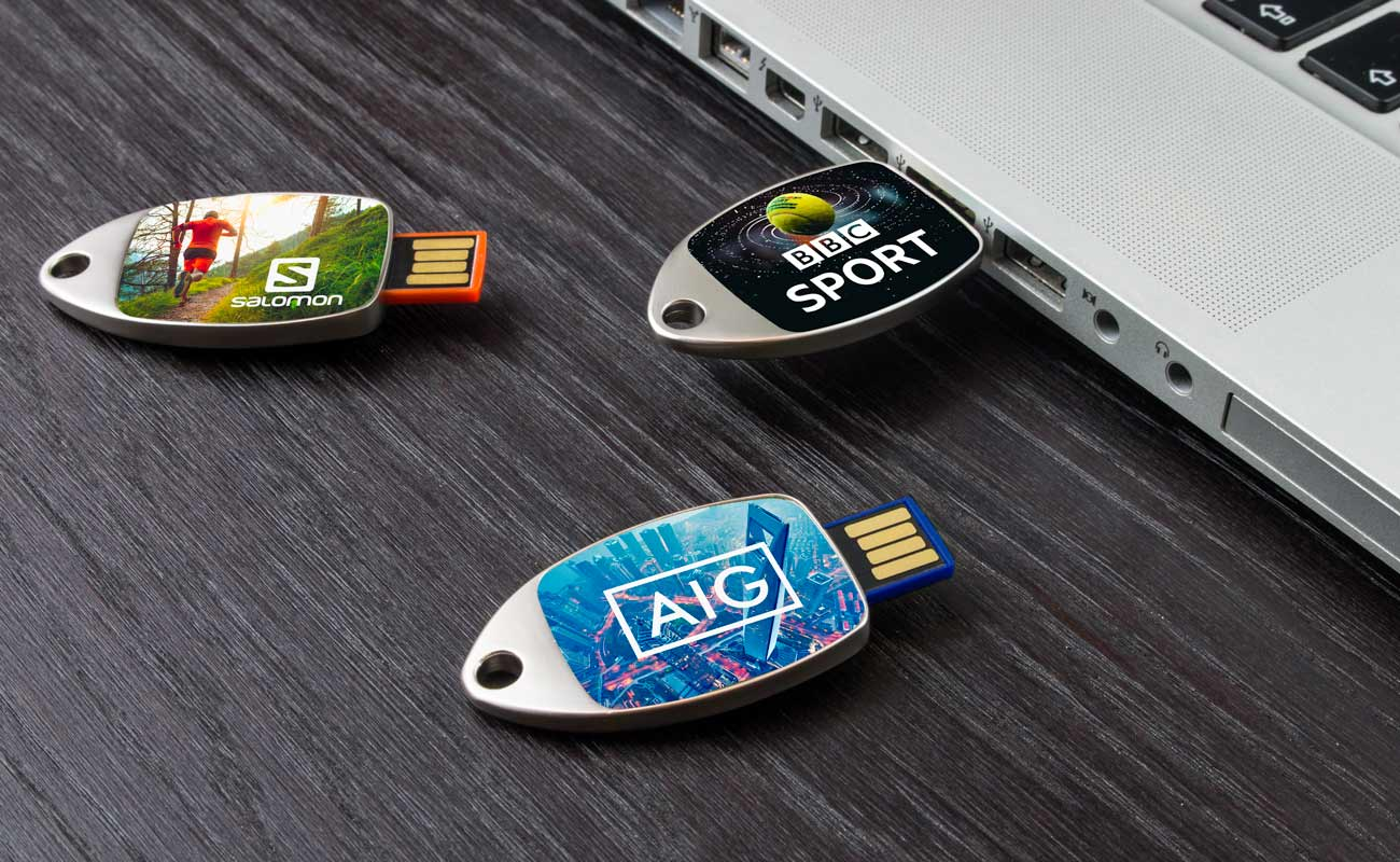 Fin - USB Promotional