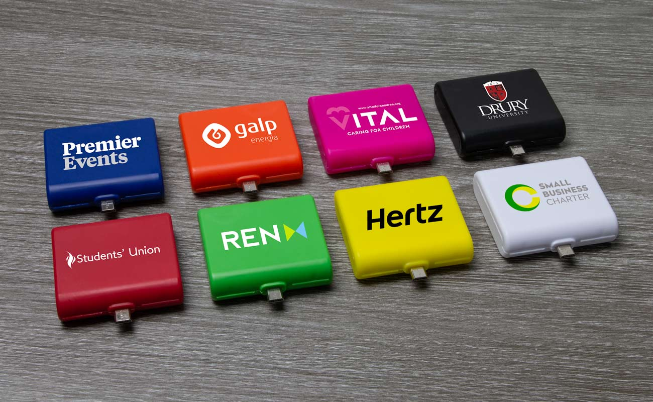 Rescue - Credit Card Power Bank