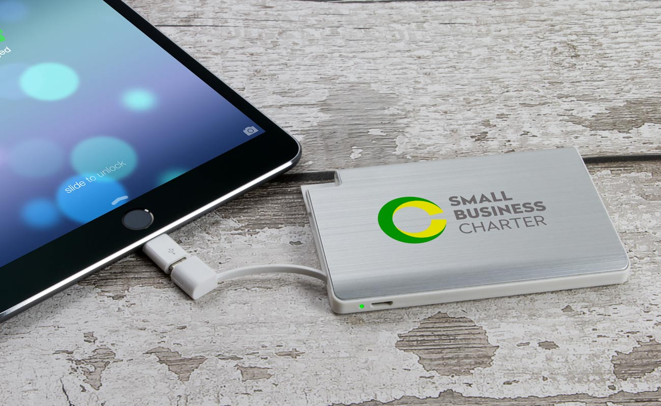 Volt - Credit Card Power Bank